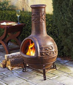 Fire Pit Or Chiminea Choosing Which To Add To Your