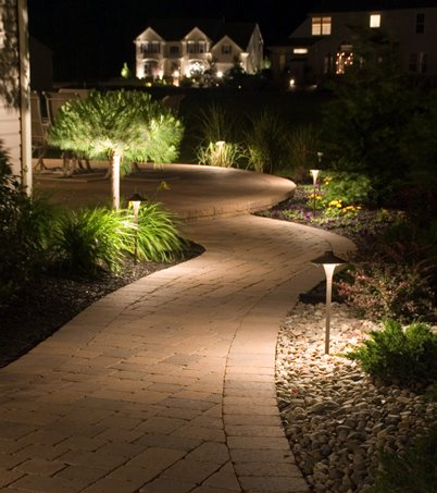 & Path Lighting Lets You Provide a Welcoming and Safe Atmosphere azcodes.com
