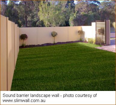 using landscaping to fight traffic noise rh aldmn com